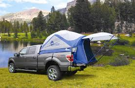 Tips For Tent Camping In A Truck