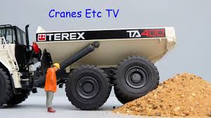 NZG Terex TA400 Articulated Dump Truck By Cranes Etc TV - YouTube Terex 3305b Rigid Dump Trucks Price 12416 Year Of Terex Truck China Factory Tr35a Tr50 Tr60 Tr100 Gm Titan Dump Truck Oak Spring Bling Farmhouse Decor N More Five Diecast Model Cstruction Vehicles Conrad 2366 2002 Ta30 Articulated Item65635 R17 With Cummins Diesel Engine Allison Torkmatic Ta25 6x6 Articulated Dump Truck Youtube Ta400 Trucks Adts Cstruction Transport Services Heavy Haulers 800 23ton Offroad Chris Flickr