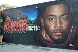 Big Ang Mural Brooklyn by Nas Mural In Queensbridge Pays Tribute To Rapper U0027s Childhood Home