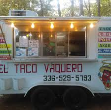 100 Big Truck Taco Menu El Vaquero Home Facebook