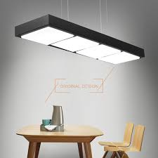 modern ceiling l new black hanging l for living room bedroom