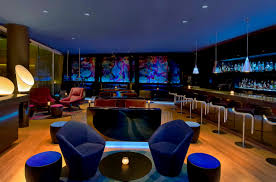100 W Hotel Barcelona Unveils Innovative Design For New Lounge
