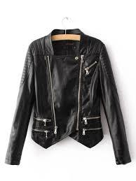 popular faux leather jacket women sale buy cheap faux leather