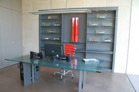 Case Study Computer Desk Built In Wall Unit