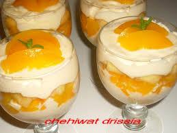 dessert avec mascarpone rapide dessert chehiwat drissia