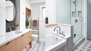 Room Tour: Beautiful Bathroom With Mixed Tile - YouTube Bathroom Redo Project Reveal Hometalk Design On A Dime Italian European Custom Luxury Modern Kitchen Renovations Dont Paint Your Cabinets White How To A Sink The Mindfull Creative Ideas Lowes Cabinet Argos Tops For Unit Hgtv On Design Goodly Girls Bathroom Cart Hacks Remodel And Diy Vanity Clearance Faucets Without Designs Kits Tray Shower Enclosure Trays Base Door Plan Wall Outstanding Small 14 Best Makeovers Before After Remodels Remodeling Dime Edition Guardian Nigeria News