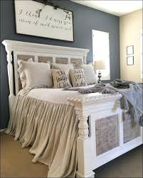 Farm Style Bedroom Set Modern Farmhouse Furniture Old
