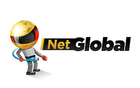 Net Global Industrial Logo Design