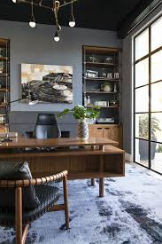 Office Room: Awesome Masculine Man Home Office Designs - 20 Cool ... Office Modern Home Design With L Shape Black Computer 50 Ideas That Will Inspire Productivity Photos 10 Tips For Designing Your Hgtv And A Great Work Space Tools Creating Ideal 30 Day Designs That Truly Hongkiat 25 Stunning Kbsas Decorating Inspiration Kbsa Inspiring Amazing Setups Pictures Best Idea Home Room Small 20 White 36 Inspirational Workspaces Feature 2 Person Desks With Custom Cabinetry