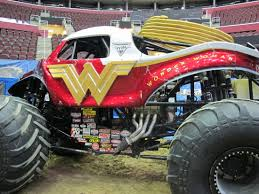 Backstage At Monster Jam 2018 In Cleveland