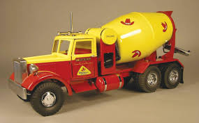 Smith-Miller, Concrete Mack Truck. Fred Thompson Reproduction