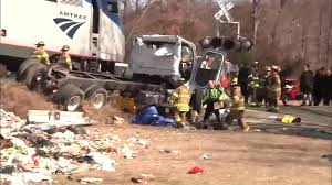 Louisa County Man Killed In Amtrak Train, Garbage Truck Collision ... Louisa County Man Killed In Amtrak Train Garbage Truck Collision Monster At Home With Ashley Melissa And Doug Garbage Truck Multicolor Products Pinterest Illustrations Creative Market Compact How To Play On The Bass Youtube Blippi Song Lego Set For Sale Online Brick Marketplace 116 Scale Sanitation Dump Service Car Model Light Trash Gas Powers Citys First Eco Rubbish Christurch Bigdaddy Full Functional Toy Friction Rubbish Dustbin Buy Memtes Powered With Lights And Sound