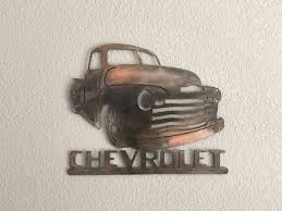 Old Truck - Metal Truck - Wall Art - 49 - 52 Chevy - Metal Art ... Cartoon Fire Truck New Wall Art Lovely Fire Truck Wall Art Mural For Boys Rooms Gavins Room Room Dump Decor Dumper Print Cstruction Kids Bedrooms Nurseries Di Lewis Nursery Trucks Prints Smw267c Custom Metal 1957 Classic Chevy Sunriver Works Ford Fine America Ben Franklin Crafts And Frame Shop Make Your Own Vintage Smw363 Car 1940 Personalized Stupell Industries Christmas Tree Lane Red Zulily Design Running Stickers For Vinyl