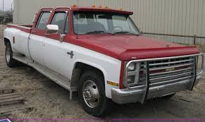100 1988 Chevy Truck For Sale Chevrolet Silverado R30 Crew Cab Pickup Truck Item A6