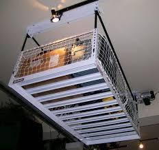 Garage Overhead Storage Racks of Michigan Vanguard Space