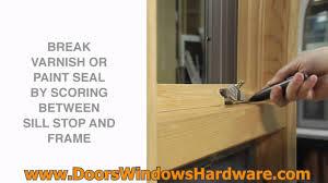 Peachtree Patio Door Glass Replacement by Door Window Hardware Parts From Truth Entrygard Marvin Pella