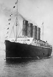 When Did Lusitania Sink by The Sinking Of The Cunard Ocean Liner Rms Lusitania Occurred On 7
