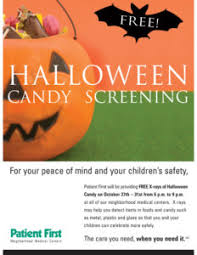 Halloween 2014 Memoirs Of A by Patient First Offers Free Digital X Ray Of Halloween Candy Eye