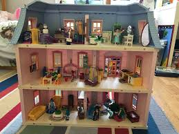 playmobil puppenhaus romantisches puppenhaus mit