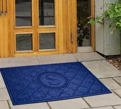 Waterhog Commercial Floor Mats by Monogrammed Waterhog Door Mats Are Personalized Bombay Door Mats
