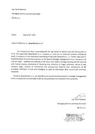 Business Reference Letter Pdf