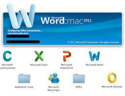 fice for Mac 2011