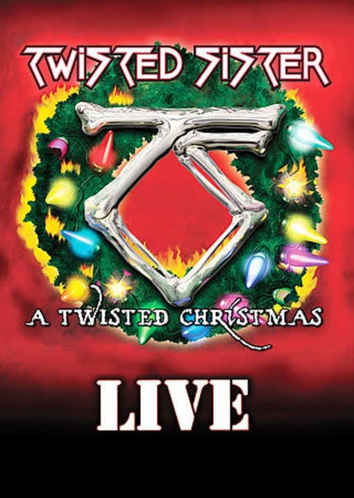 Twisted Sister: A Twisted Christmas Live - VHS