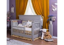Cribs That Convert To Toddler Beds by Karisma Convertible Crib By Romina Furniture