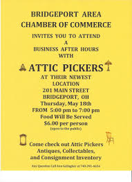 Barnesville Pumpkin Festival Parade by Bridgeport Area Chamber Of Commerce Attic Pickers Business After