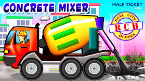 Concrete Mixer Truck | Cement Mixer | Kids Truck Video | Real City ... Video Tired P0ce W0man Crvhed To D3th By Cement Truck In Spur Cement Truck Video Famous 2018 Carson Crash Overturned Cement Truck Snarls Sthbound 110 Freeway With Pretty Eyelashes Valcrond Concrete Delivery Mixer Trucks Rear Chute Review For Children Cstruction Vehicles Heavy Russian Dashcam Of A Falling Into Giant Hole In Kids Channel For Trucks Kids Learn Colors Cartoons Babies Videos Only Russia Swallowed By Sinkhole Aoevolution Clip Art