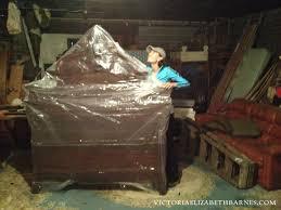My latest Craigslist treasure The fancy Victorian bed saga – Pt 2