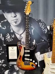 Fender Custom Shop Limited Edition Vaughan Brothers Set PRE SOLD