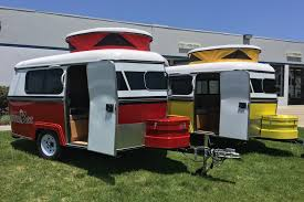 Below Take A Look At Some Of The Inventive New Offerings In Camper Trailer Land