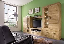 wohnwand massivholz dansk design massivholzmöbel