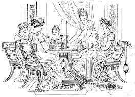 Breathtaking Victorian Coloring Pages For Adults