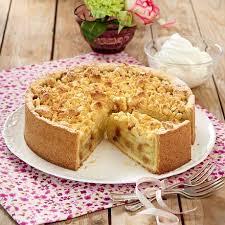 apfel streusel kuchen mit guss