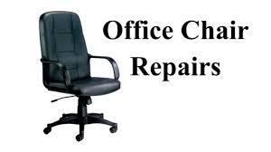 Desk Chair With Arms And Wheels by Office Chair Repairs Youtube