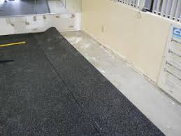 installing rolled rubber flooring rubber flooring direct