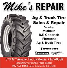Ag & Truck Tire Sales & Repair, Mike's Repair, Owatonna, MN Michoacano Speed Road Service Zermatt Manufacturer Truck Tires 11r22516pr For Sales With High Heavy Truck Tires Slc 8016270688 Commercial Mobile Tire Studding Ram Trucks Photo Gallery Lifted Trucks Sale In Virginia Rocky Ridge C Equipment Sales New And Used Ftilizer Spreaders Sprayers Snow Costco Wheels Pinterest Goodyear Canada Neoterra Nt399 28575r245 Parts Montreal Ontario Sos