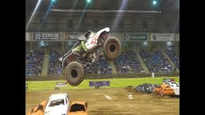100 Monster Truck Winter Nationals Denver Kicker MONSTER TRUCKS In YouTube