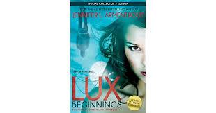 Beginnings Obsidian Onyx Lux 1 2 By Jennifer L Armentrout