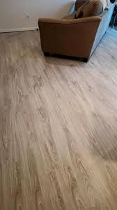 Easy Grip Strip Flooring by Trafficmaster Allure Contract 6 In X 36 In Alpine Elm Resilient