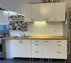 ikea faktum küche oberschrank unterschrank arbeitsplatte
