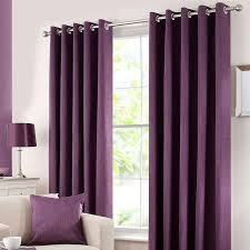 Purple Ruffle Blackout Curtains by Best 25 Purple Eyelet Curtains Ideas On Pinterest Purple