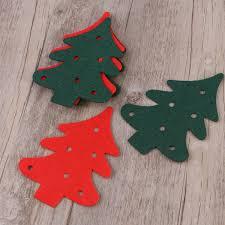 Christmas Tree Stamp 11cm X 8cm