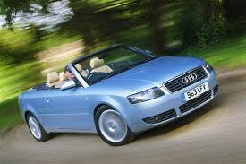 Audi A4 Cabriolet 2005 2009 used car review Car review