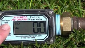 Hose Bib Timer Home Depot by Garden Hose Water Meter Dry Dial Home Cold Single Jet Water Meter