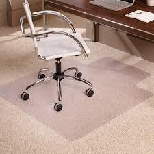Desk Chair Mat For Carpet by Best Office Chair Mats For Carpet Nbf Blog