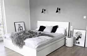 scandinavian design bedroom kartell ikea malm bett