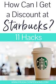 How Can I Get A Discount At Starbucks? (11 Starbucks Discounts) Tim Hortons Coupon Code Aventura Clothing Coupons Free Starbucks Coffee At The Barnes Noble Cafe Living Gift Card 2019 Free 50 Coupon Code Voucher Working In Easy 10 For Software Review Tested Works Codes 2018 Bulldog Kia Heres Off Your Fave Food Drinks From Grab Sg Stuarts Ldon Discount Pc Plus Points Promo Airasia Promo Extra 20 Off Hit E Cigs Racing Planet Fake Coupons Black Customers Are Circulating How To Get Discounts Starbucks Best Whosale
